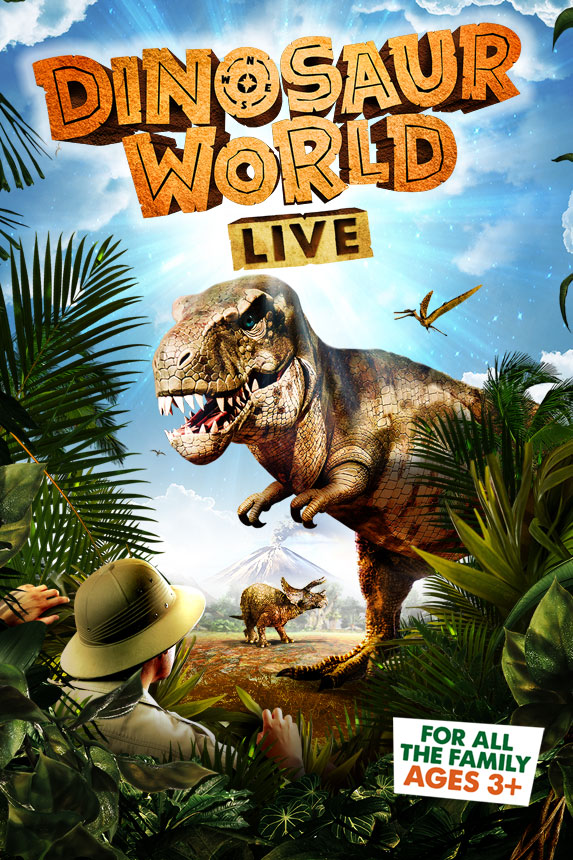 Dinosaur World Live