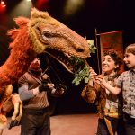 Dinosaur World 2017 UK Tour