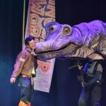 Dinosaur World Live 2018 UK Tour