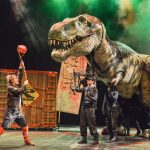 Dinosaur World Live UK Tour 2019